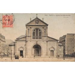 ABAO 75 - Paris [75] Paris - Eglise de Clignancourt.