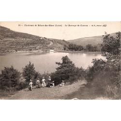 42 - Loire [42] Rive-de-Gier - Le Barrage de Couzon.