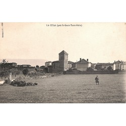 42 - Loire [42] Genilac - La Cula.
