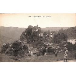 42 - Loire [42] Saint-Paul-en-Cornillon - Vue générale.
