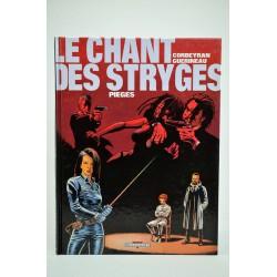 Bandes dessinées Le Chant des Stryges 02