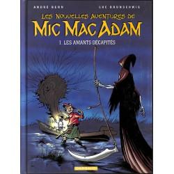 Bandes dessinées Les nouvelles aventures de Mic Mac Adam 01