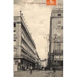 72 - Sarthe [72] Le Mans - La Rue Dumas.
