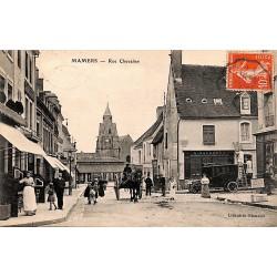 72 - Sarthe [72] Mamers - Rue Chevalier.