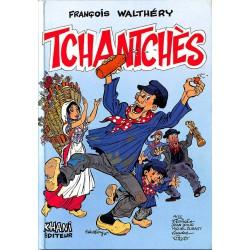 Bandes dessinées Tchantchès (Walthéry - Khani)