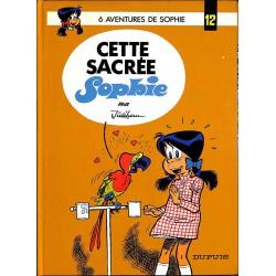 ABAO Bandes dessinées Sophie 12