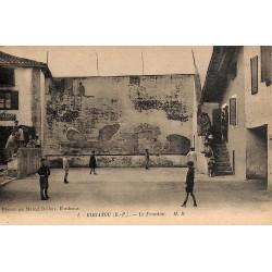 ABAO 64 - Pyrénées Atlantiques [64] Biriatou - Le Fronton.