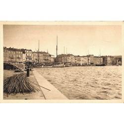 ABAO 82 - Tarn-et-Garonne [83] Saint-Tropez - Le Port.