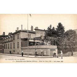 69 - Rhône [69] Neuville-sur-Saône - Hôtel du Lion d'Or.