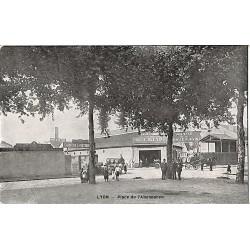 69 - Rhône [69] Lyon - Place de l'Abondance.