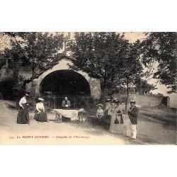 69 - Rhône [69] Le Mont-Cindre - Chapelle de l'Hermitage.