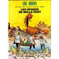 ABAO Bandes dessinées Luc Orient 17