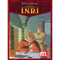 Bandes dessinées Le Triangle secret I.N.R.I. 02