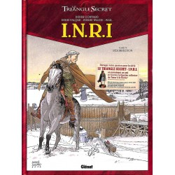 Bandes dessinées Le Triangle secret I.N.R.I. 04