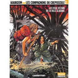 ABAO Bandes dessinées Les Compagnons du crépuscule 02