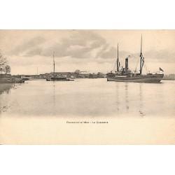 ABAO 17 - Charente-Maritime [17] Rochefort-sur-Mer - La Charente.