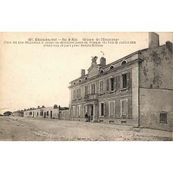 17 - Charente-Maritime [17] Île d'Aix - Maison de l'Empereur.