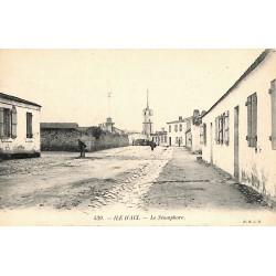 17 - Charente-Maritime [17] Île d'Aix - Le Sémaphore.