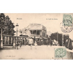 ABAO 17 - Charente-Maritime [17] Royan - Le Café des Bains.