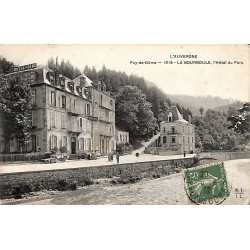 63 - Puy-de-Dôme [63] La Bourboule - Hôtel du Parc.