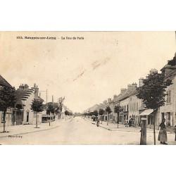 77 - Seine-et-Marne [77] Souppes-sur-Loing - La Rue de Paris.