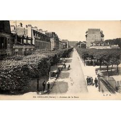 ABAO 77 - Seine-et-Marne [77] Chelles - Avenue de la Gare.