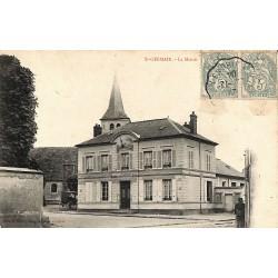 77 - Seine-et-Marne [77] Saint-Germain - La Mairie.