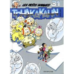 Bandes dessinées Les Petits Hommes 31