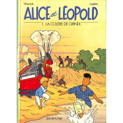 Bandes dessinées Alice et Léopold 01