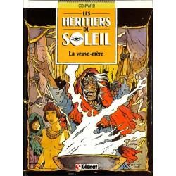 Bandes dessinées Les Héritiers du Soleil 03