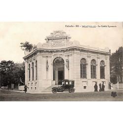 ABAO 14 - Calvados [14] Deauville - Le Crédit Lyonnais.