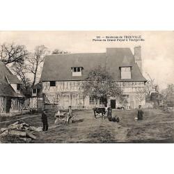 ABAO 14 - Calvados [14] Tourgéville - Ferme du Grand Foyer.