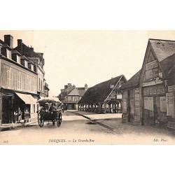 ABAO 14 - Calvados [14] Touques - La Grande Rue.