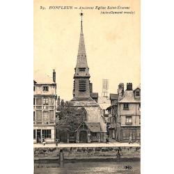 ABAO 14 - Calvados [14] Honfleur - Ancienne Eglise Saint-Etienne (actuellement musée)