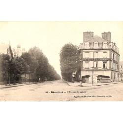 ABAO 14 - Calvados [14] Deauville - L'Avenue de Villers.