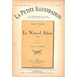 Journaux et périodiques La Petite Illustration. 1924/02/09. N°181.