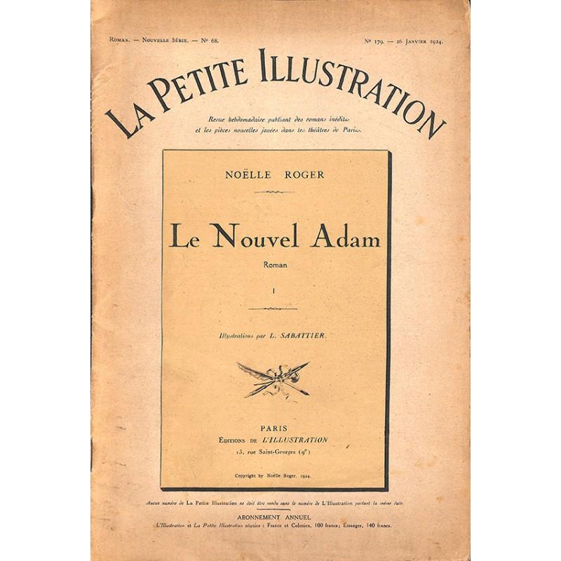 ABAO Journaux et périodiques La Petite Illustration. 1924/01/26. N°179.