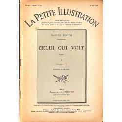 Journaux et périodiques La Petite Illustration. 1924/08/21. N°298.