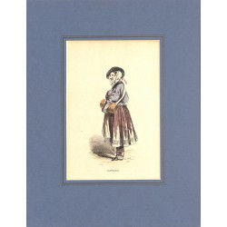 ABAO Gravures [Militariat] PAUQUET, Hippolyte.- CANTINIERE.