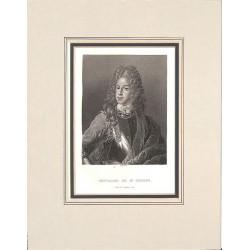 ABAO Gravures BOURNE, Herbert. - CHEVALIER DE ST GEORGE.