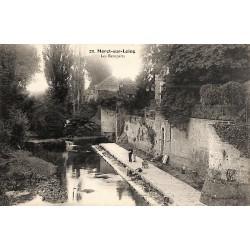 77 - Seine-et-Marne [77] Moret-sur-Loing - Les Remparts.