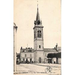 77 - Seine-et-Marne [77] Melun - La Tour Saint-Barthélemy.
