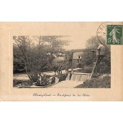 77 - Seine-et-Marne [77] Montry-Condé - Au-dessus de la Chûte.