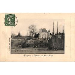 ABAO 38 - Isère [38] Bourgoin - Château de Petit-Mont.