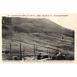 ABAO 64 - Pyrénées Atlantiques [64] Sare, Ascain - Tramway-Funiculaire.