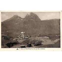 ABAO 64 - Pyrénées Atlantiques [64] Col du Pourtalet et Pic du Midi d'Ossau.