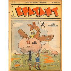 ABAO Bandes dessinées L'Epatant n°073 - 19/01/1939