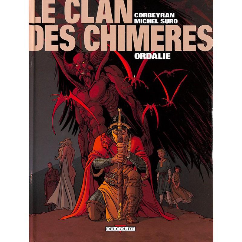 ABAO Bandes dessinées Le Clan des Chimeres 03