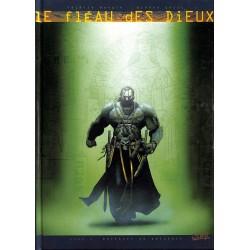 ABAO Bandes dessinées Le fléau des dieux 01 + Dédicace