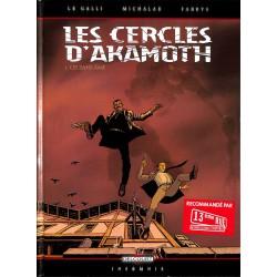 ABAO Bandes dessinées Les cercles d'Akamoth 01 + Dédicace